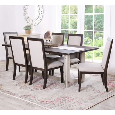 7-Piece Camille Dining Room Collection