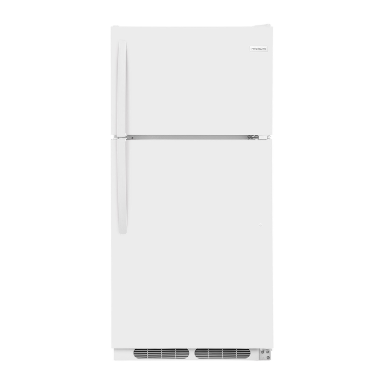 14.5 cu. ft. Top Mount Refrigerator | Tuggl