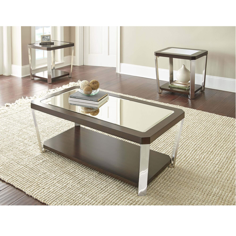 steve silver end tables