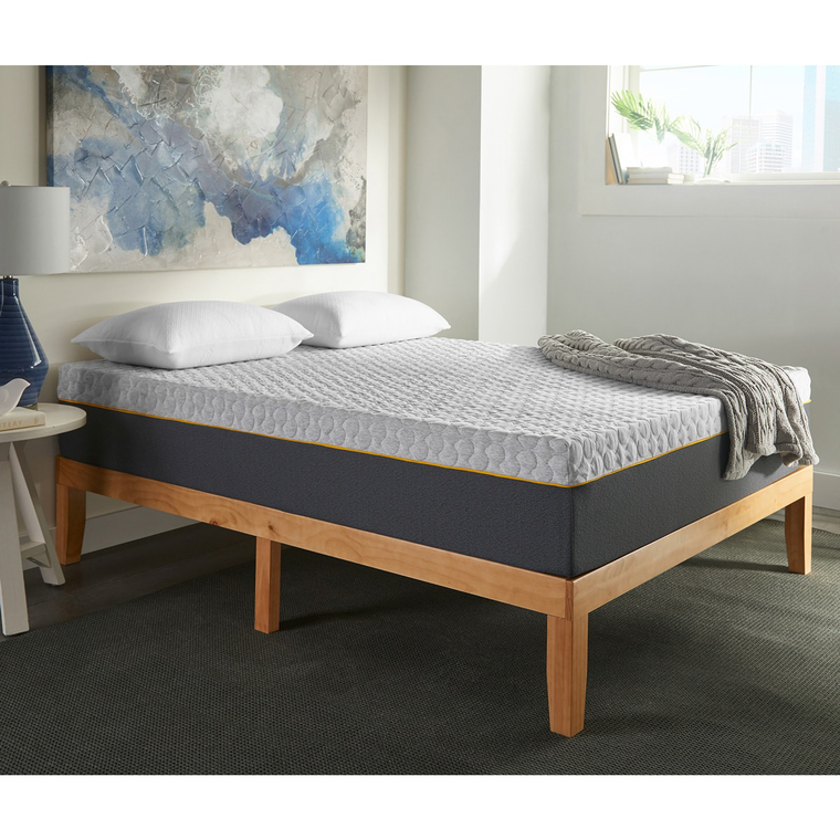 "10"" California King Hybrid Boxed Mattress"