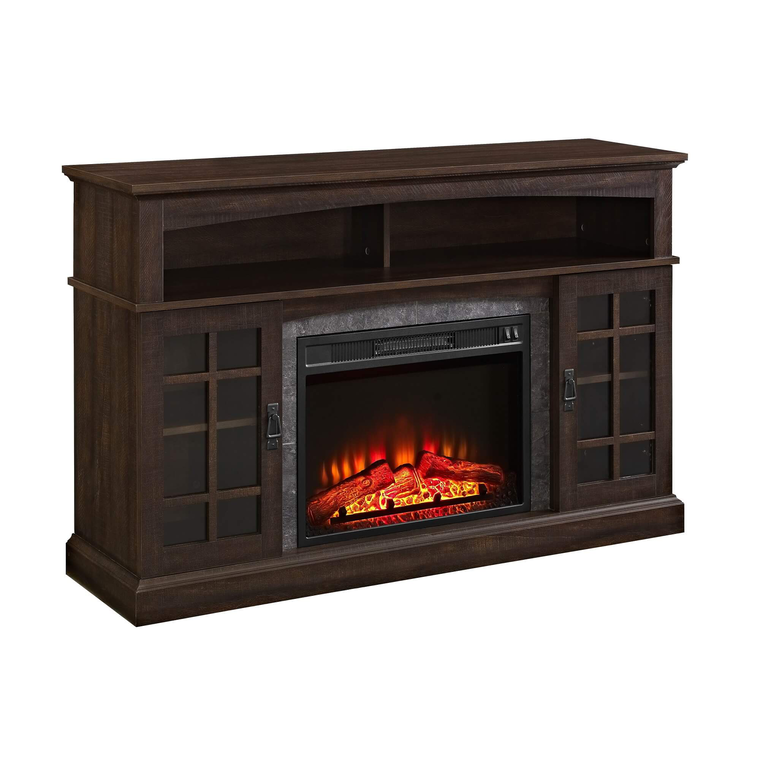 "54"" Fireplace with 23"" Firebox"