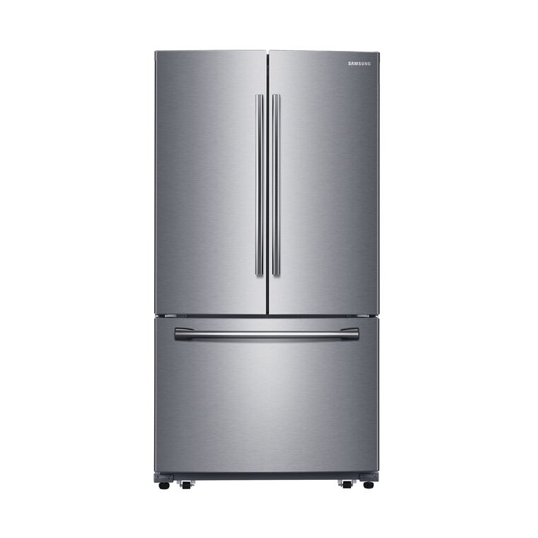 26 cu. ft. Energy Star French Door Refrigerator with Filtered Ice Maker - Stainless Steel