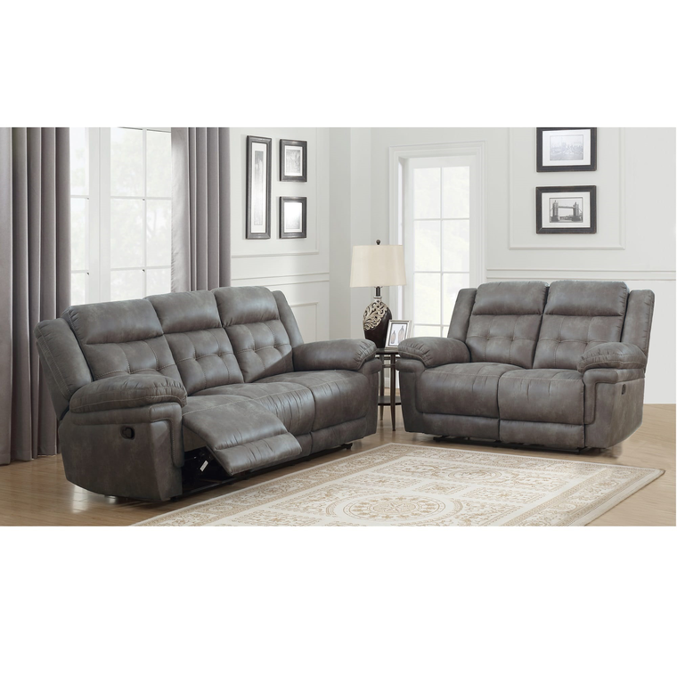 2-Piece Silverado Living Room Collection