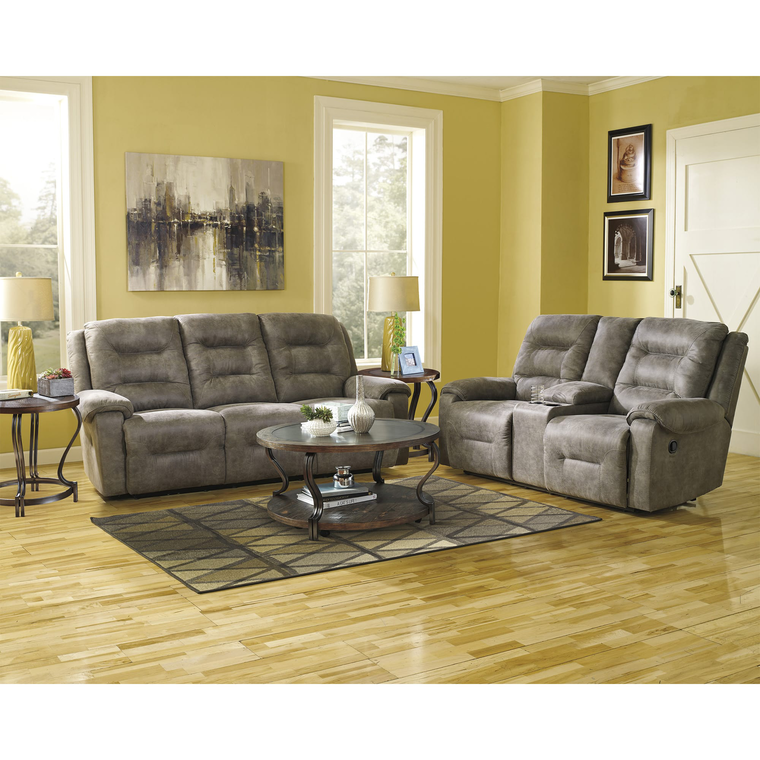2-Piece Rotation Living Room Collection