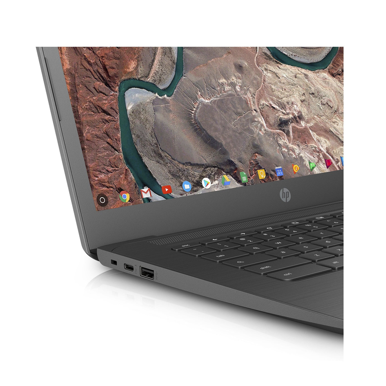 Chromebook 14 with Intel® Celeron® N3350 Processor - Gray