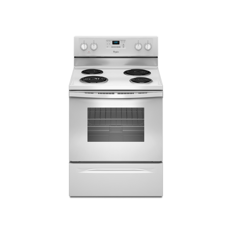 4.8 cu. ft. Self Cleaning Electric Range at Aaron's in Lincoln Park, MI | Tuggl
