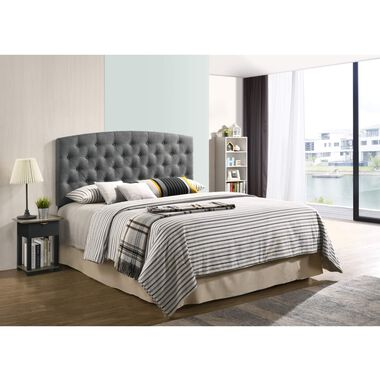 Amelia Queen Bed w/ Woodhaven Tight Top Firm Mattress