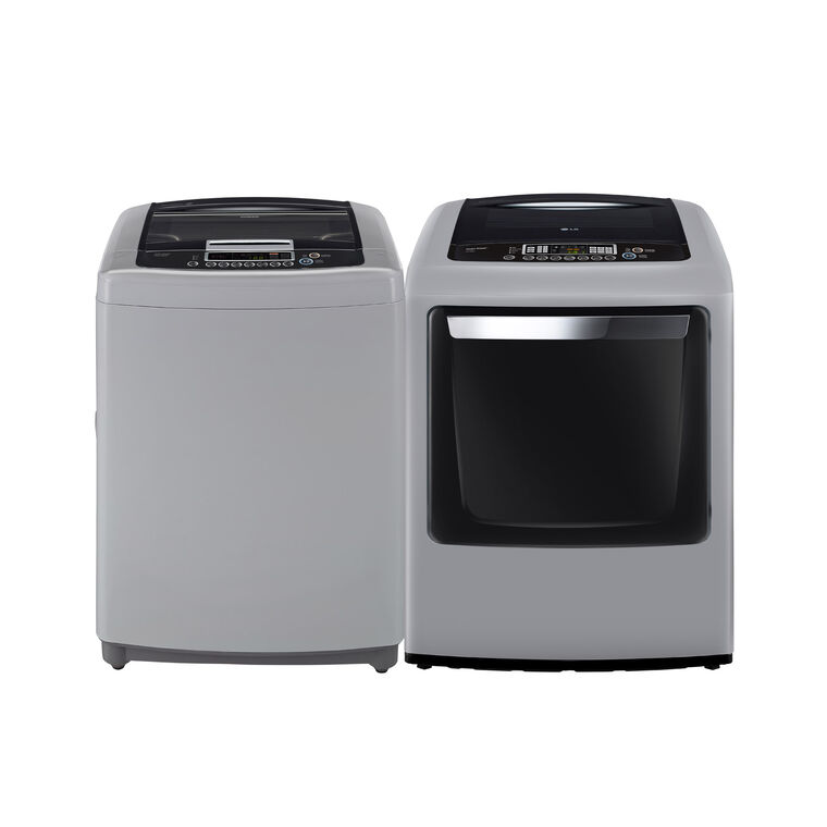3.3 cu. ft. Top Load Washer & 7.3 cu. ft.  Gas Dryer