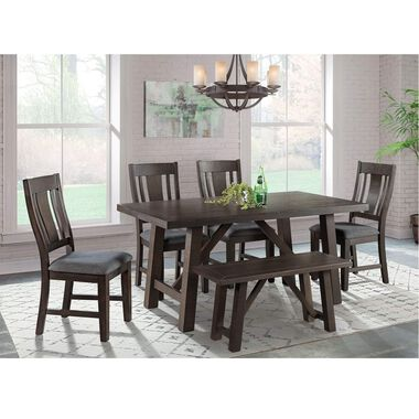 6-Piece Cash Dining Room Collection