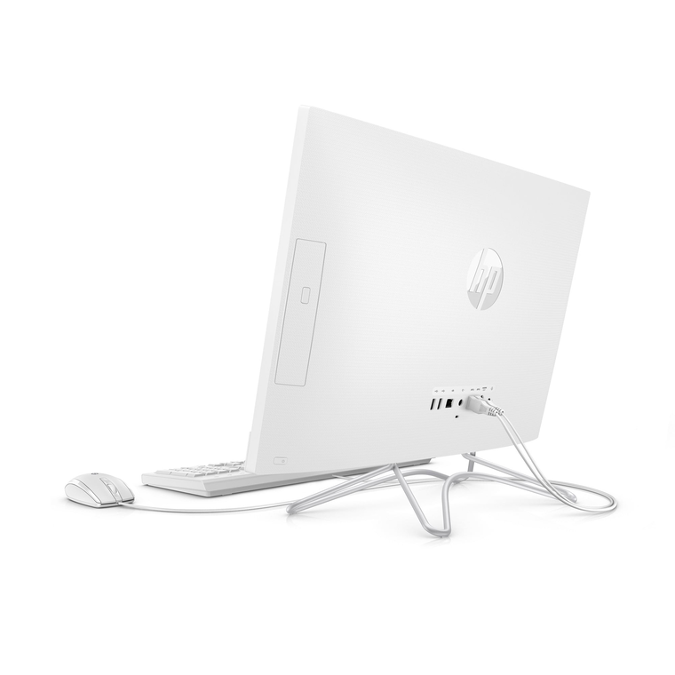 "24"" All-in-One Desktop with Total Defense Internet Security"
