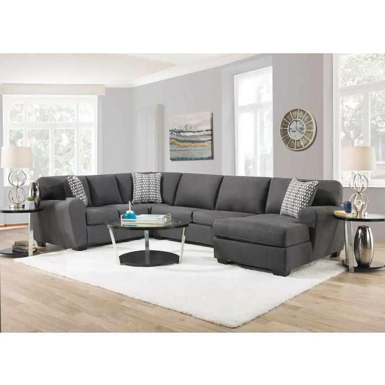 3-Piece Sorenton Sectional Living Room Collection