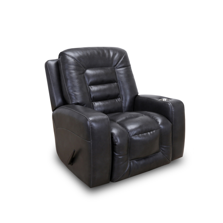 Sillón Reclinable Mecedor Brandon