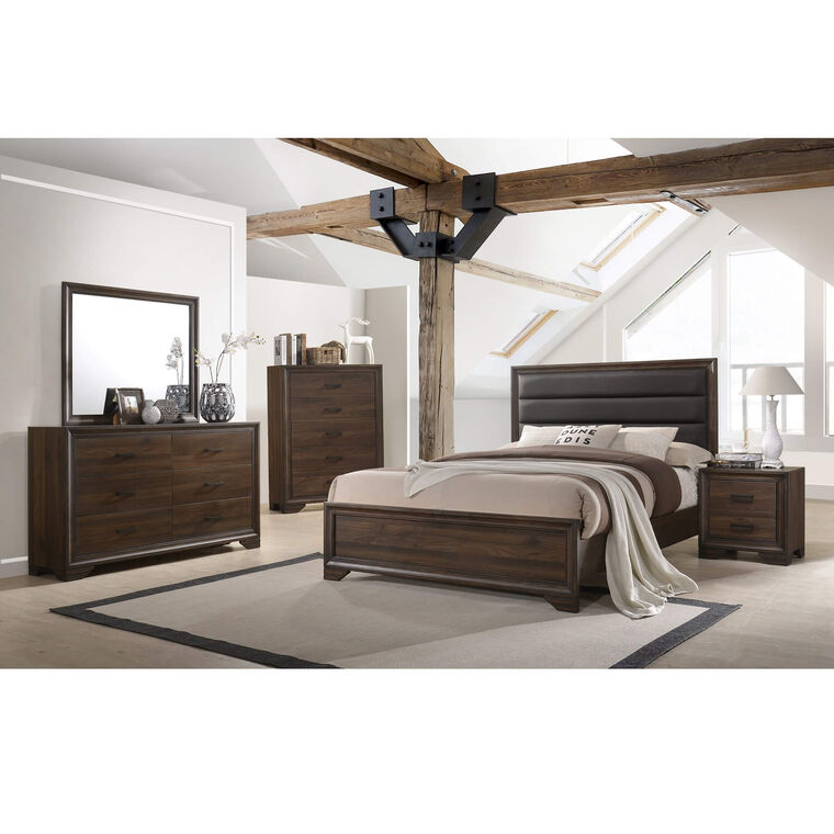 7-Piece Pinta Queen Bedroom Collection