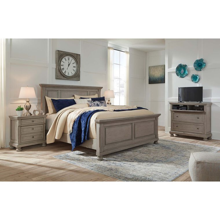 5-Piece Lettner Queen Bedroom Collection