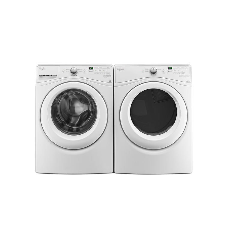 4.5 cu. ft. Front Load Washer & 7.4 cu. ft. Electric Dryer at Aaron's in Lincoln Park, MI | Tuggl