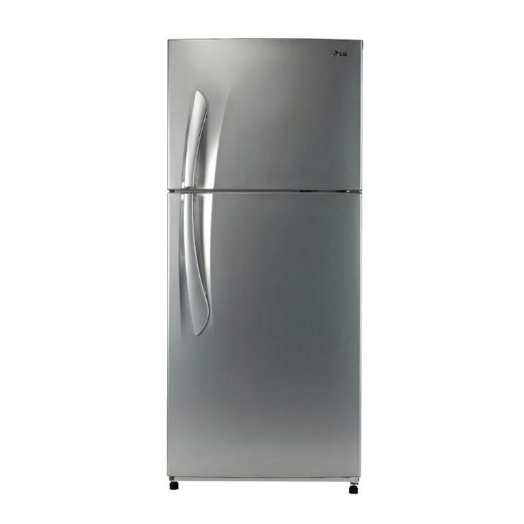 21.7 cu. ft. Counter Depth Side-By-Side Refrigerator - Stainless Steel at Aaron's in Topeka, KS | Tuggl