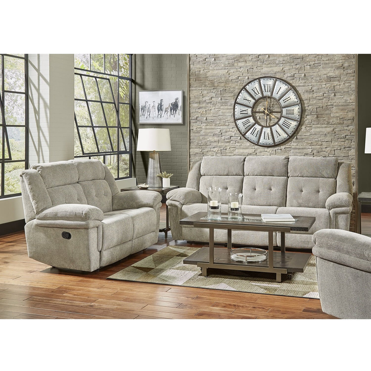 2-Piece Silas Reclining Living Room Collection