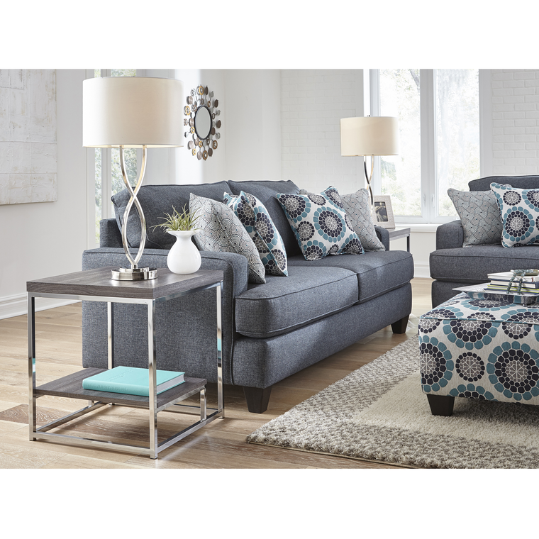 Woodhaven Industries Sofa & Loveseat Sets 3-Piece Carmela