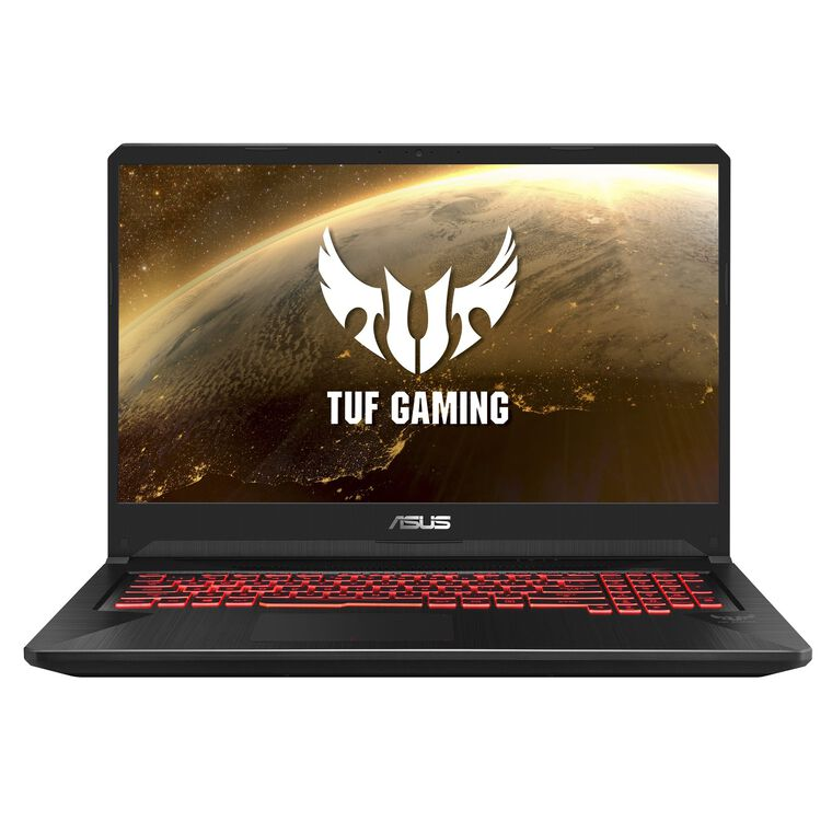 "17.3"" AMD Ryzen 5 Gaming Laptop with Total Defense Internet Security"
