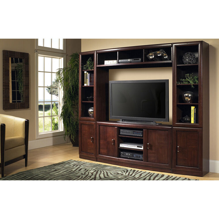 "Escapade Oak 54"" Entertainment Console"