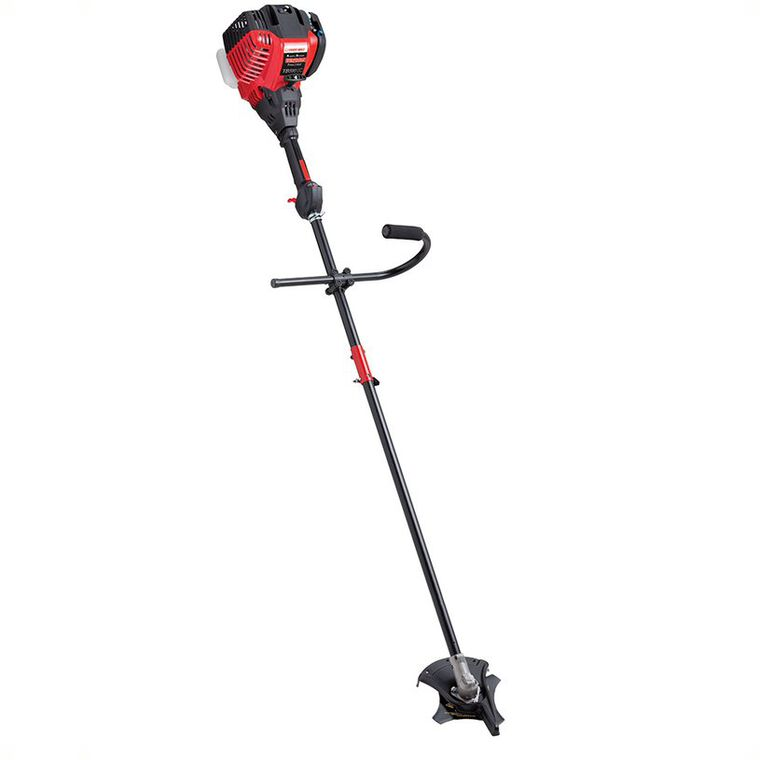 """29cc 17"""" 4 Cycle Straight Shaft Trimmer Brush Cutter"""