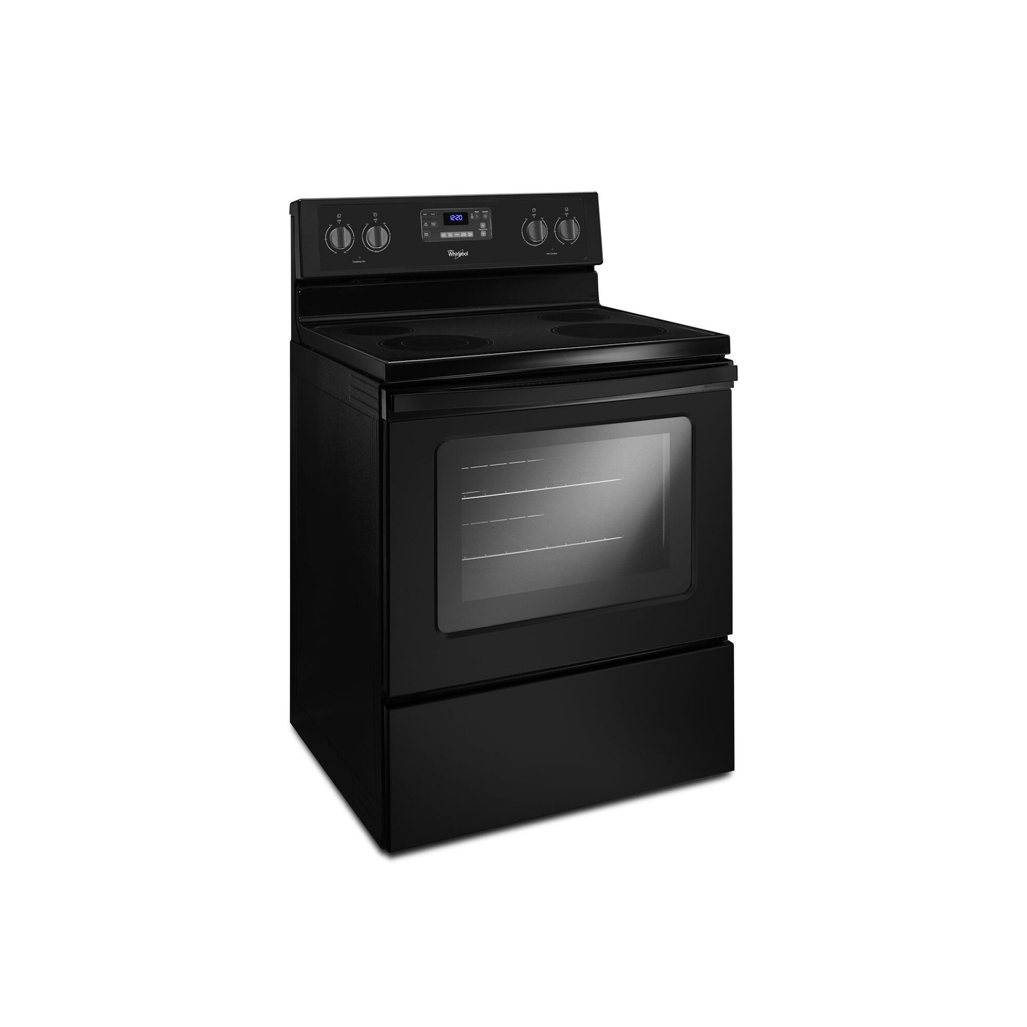 Attractive Self Cleaning Electric Range With Ceramic Cooktop