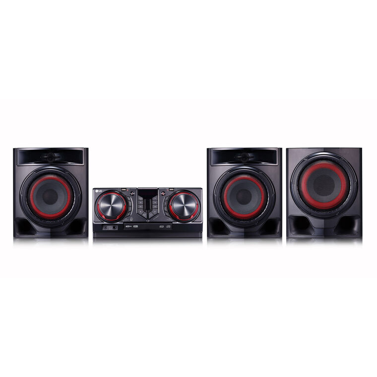 720W HiFi Shelf Audio System