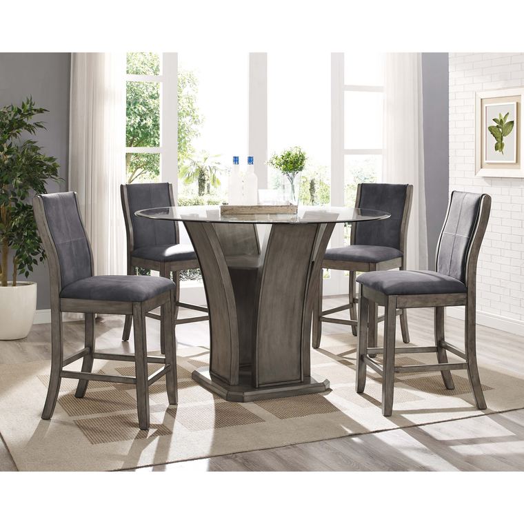 5-Piece Destin Dining Room Collection at Aaron's in Lincoln Park, MI | Tuggl