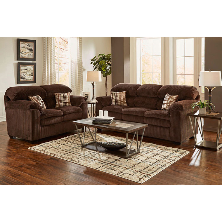 7-Piece Birmingham Living Room Collection | Tuggl