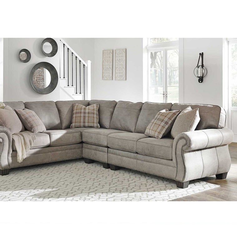 3-Piece Olsberg Sectional Living Room Collection