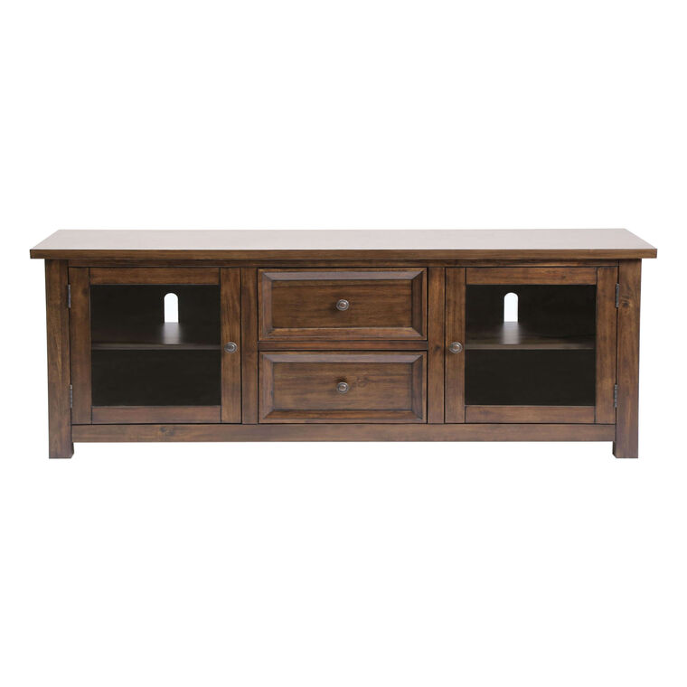 """60"""" Dickens Solid Wood TV Console"""