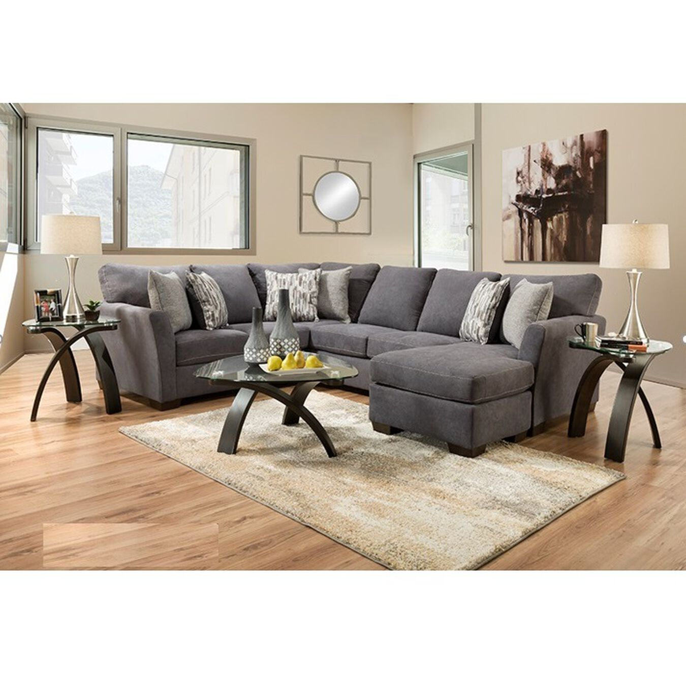 United sofa loveseat sets 2 piece cruze living room collection