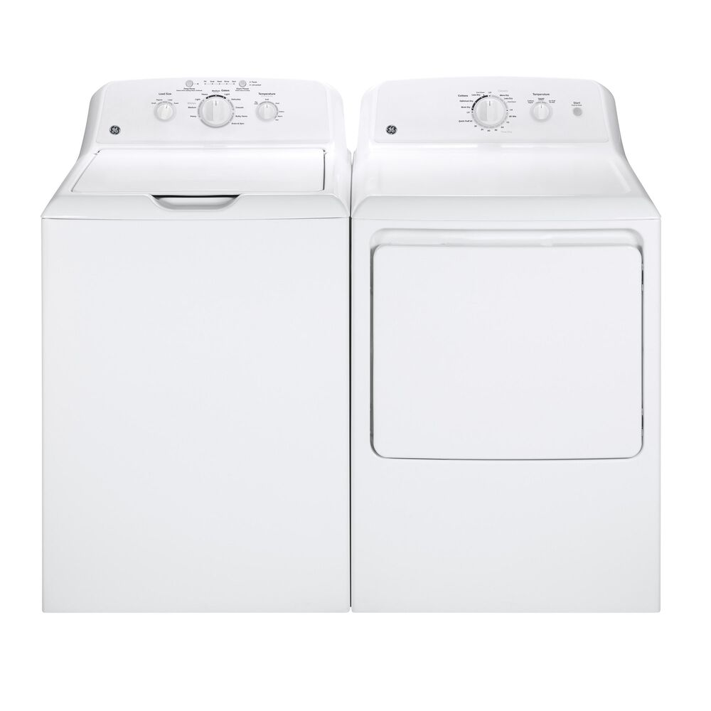 Ge Appliances Washers Amp Dryers 3 8 Cu Ft Top Load Washer