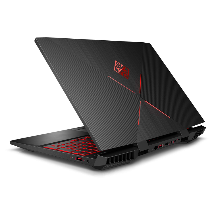 "15.6"" Omen Laptop with Total Defense Security"