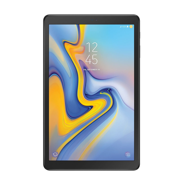 """24"""" All-in-One Desktop with Total Defense Internet Security and Samsung 10.5"""" Galaxy Tab A Tablet"""