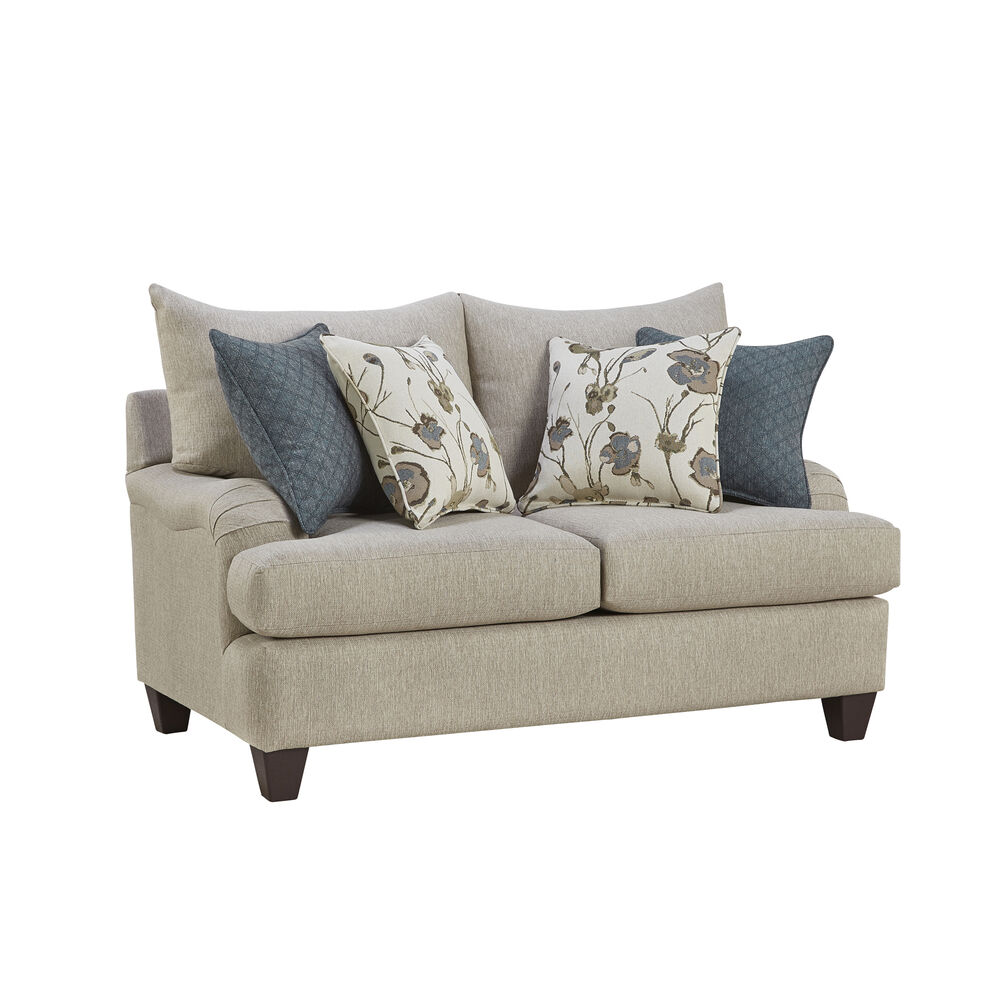 Woodhaven Industries Sofa & Loveseat Sets 3-Piece Vogue Living Room ...