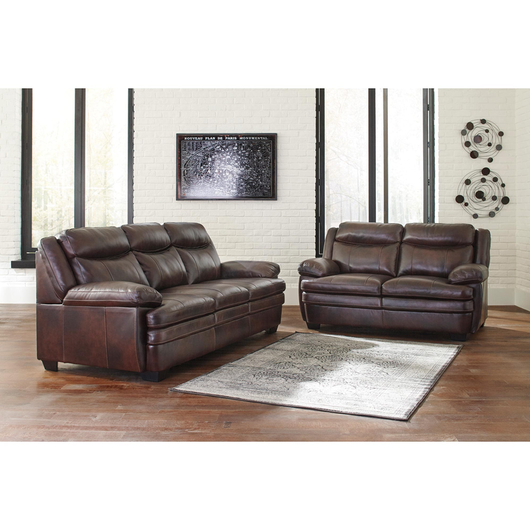 2-Piece Hannalore Cafe Living Room Collection