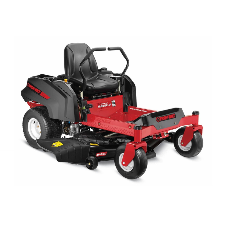 Mustang 54 in. 25HP Zero-Turn Riding Mower
