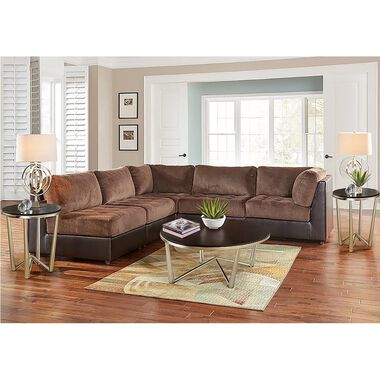5-Piece Hennessy Modular Sectional