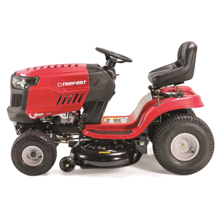 "Pony 42"" Riding Mower with 439cc Engine"