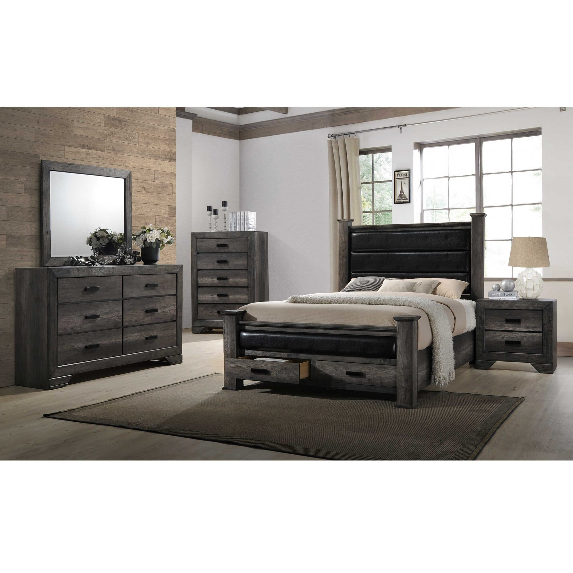 7 Piece Nathan Queen Bedroom Collection