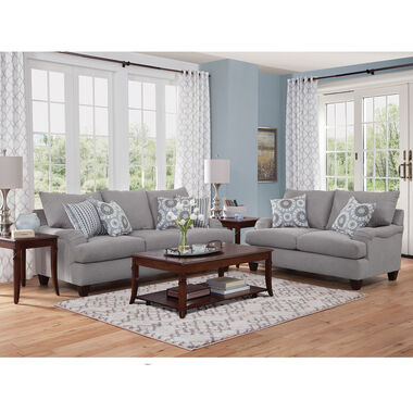 2-Piece Mia Sofa and Loveseat