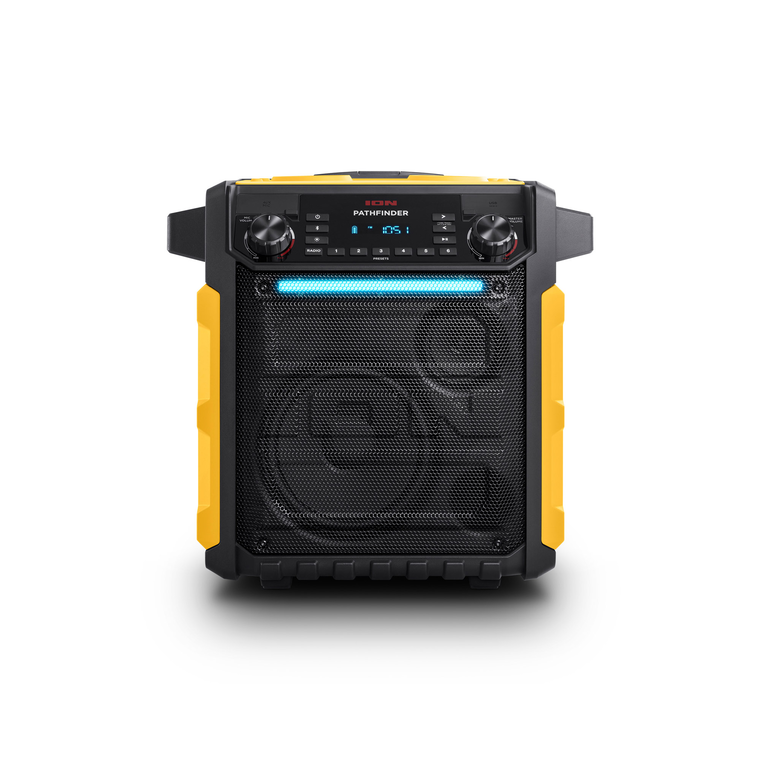100W Pathfinder Waterproof Bluetooth Rechargeable Speaker | Tuggl