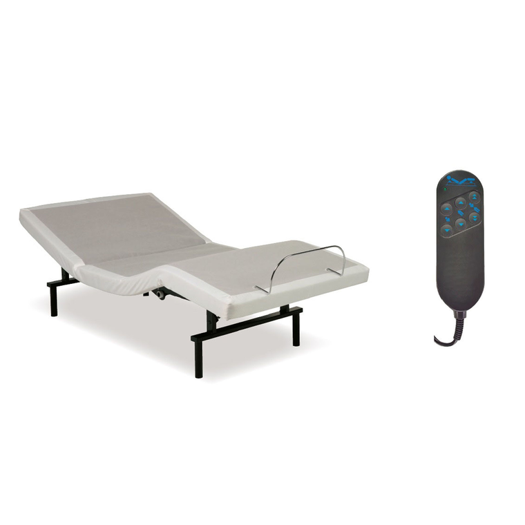 Vibrance Queen Adjustable Bed Base at Aaron's in Lincoln Park, MI | Tuggl