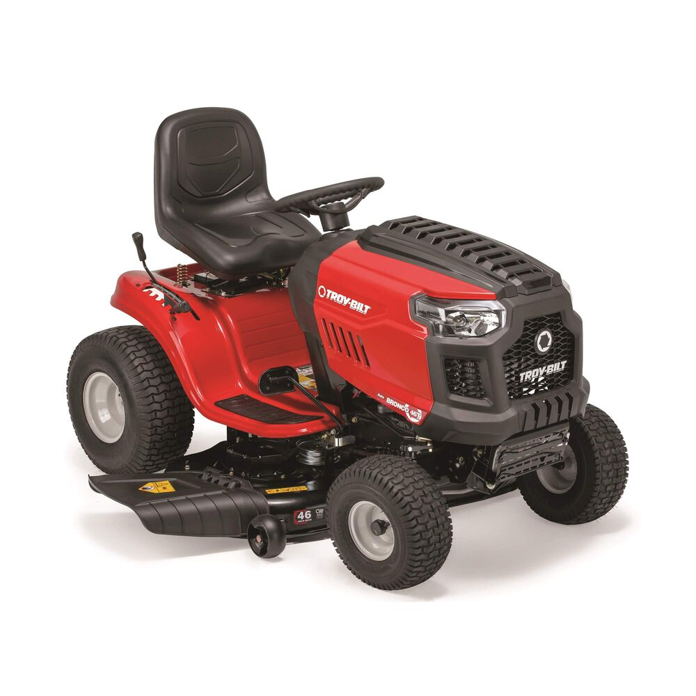 Rent To Own Troy Bilt Bronco 46 Quot Riding Mower With 679cc Engine At Aaron S Today