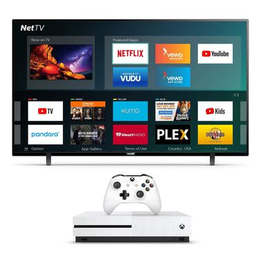 "50"" Class Smart 4K UHD TV & 1TB Xbox One S Bundle"