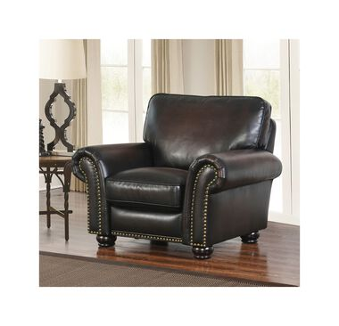 Braxton Bonded Leather Chair