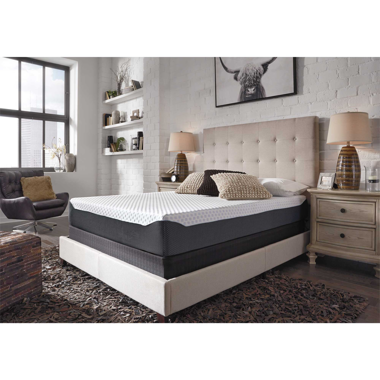 "10"" Tight Top Firm Twin Memory Foam Boxed Mattress"