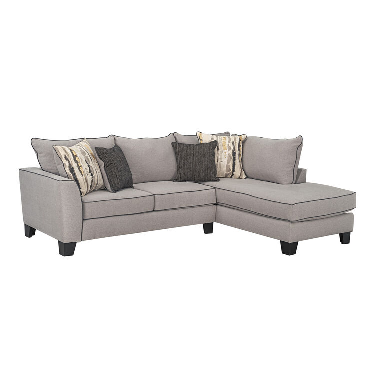 2-Piece Nicolette Sectional Group
