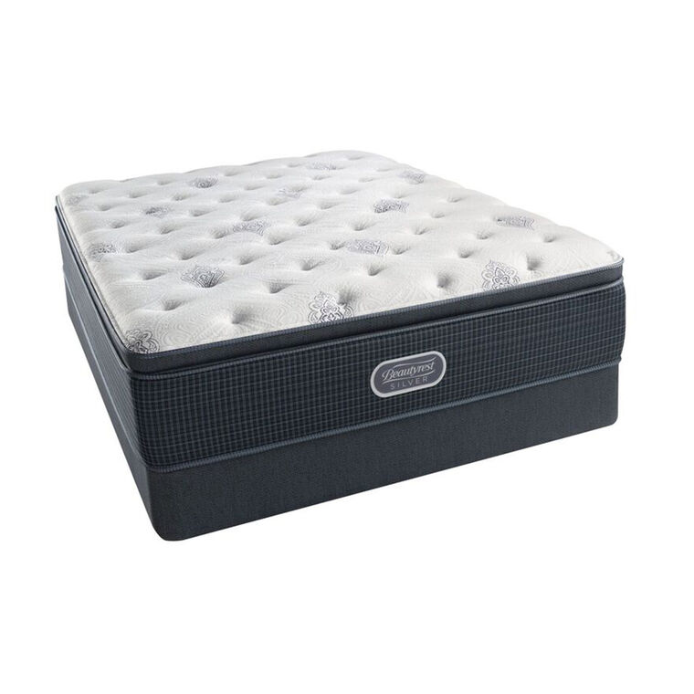 Madison Queen Pillowtop Mattress and Box springs